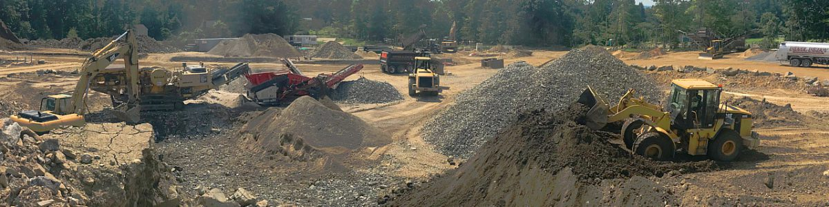 Residential Home Owner Excavation and Earth Moving Services New Hampshire