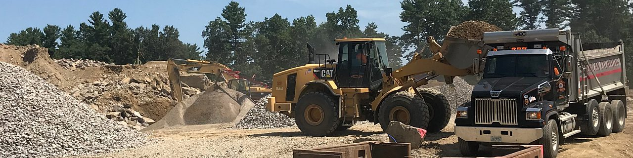 Site Development Contractor Southern New Hampshire